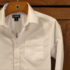 Youth Boys Chaps Button Down